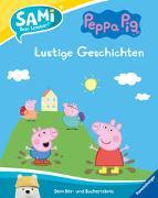 Cover-Bild zu SAMi - Peppa Pig - Lustige Geschichten von Felgentreff, Carla