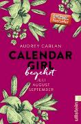 Cover-Bild zu Calendar Girl - Begehrt von Carlan, Audrey