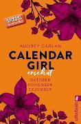 Cover-Bild zu Calendar Girl - Ersehnt von Carlan, Audrey