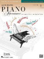 Cover-Bild zu Accelerated Piano Adventures for the Older Beginner, Book 1: Popular Repertoire von Faber, Nancy (Komponist)