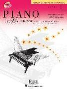 Cover-Bild zu Level 1 - Gold Star Performance Book: Piano Adventures [With Online Access] von Faber, Nancy (Komponist)