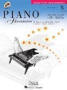 Cover-Bild zu Level 2a - Gold Star Performance with Online Audio: Piano Adventures [With CD (Audio)] von Faber, Nancy (Komponist)