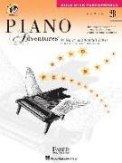 Cover-Bild zu Level 2b - Gold Star Performance with CD: Piano Adventures [With Access Code] von Faber, Nancy (Komponist)
