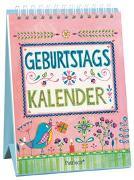 Cover-Bild zu Büdinger, Mo (Illustr.): Geburtstagskalender
