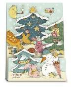 Cover-Bild zu Büdinger, Mo (Illustr.): Waldtiere