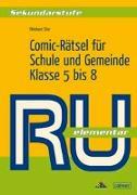 Cover-Bild zu Comic-Rätsel für Schule und Gemeinde von Stier, Ekkehard