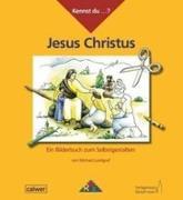 Cover-Bild zu Kennst du...? Jesus Christus von Landgraf, Michael