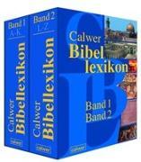 Cover-Bild zu Calwer Bibellexikon.Band 1 und 2 von Betz, Otto (Hrsg.)