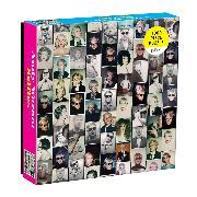 Cover-Bild zu Galison (Geschaffen): Andy Warhol Selfies 1000 Piece Puzzle