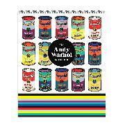 Cover-Bild zu Galison (Geschaffen): Andy Warhol 2021 Tiered Wall Calendar