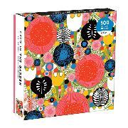 Cover-Bild zu Galison (Geschaffen): Eyes In The Garden 500 Piece Puzzle