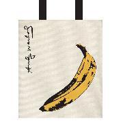 Cover-Bild zu Warhol, Andy (Künstler): Andy Warhol Banana Tote Bag