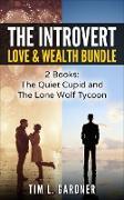 Cover-Bild zu The Introvert Love & Wealth Bundle: 2 Books: The Quiet Cupid and The Lone Wolf Tycoon (eBook) von Gardner, Tim L.