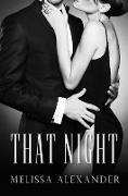 Cover-Bild zu That Night (eBook) von Alexander, Melissa