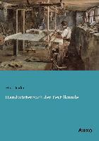 Cover-Bild zu Handwörterbuch der Textilkunde von Heiden, Max (Hrsg.)