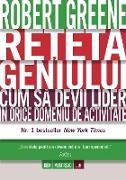 Cover-Bild zu Greene, Robert: Re¿eta geniului. Cum sa devii lider în orice domeniu de activitate (eBook)