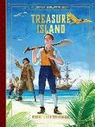 Cover-Bild zu Stevenson, Robert Louis (Erstverf.): Treasure Island