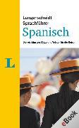 Cover-Bild zu Langenscheidt-Redaktion (Hrsg.): Langenscheidt Sprachführer Spanisch (eBook)
