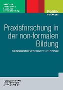 Cover-Bild zu Praxisforschung in der non-formalen Bildung (eBook) von Thimmel, Andreas (Hrsg.)