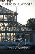 Cover-Bild zu Monday or Tuesday von Woolf, Virginia