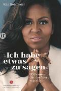 Cover-Bild zu »Ich habe etwas zu sagen« von Kohlmaier, Rita