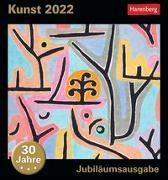 Cover-Bild zu Kunst Kalender 2022 von Erbentraut, Regina