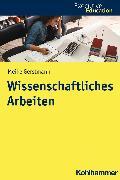 Cover-Bild zu Wissenschaftliches Arbeiten (eBook) von Gerstmann, Meike