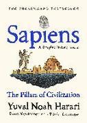 Cover-Bild zu Sapiens A Graphic History, Volume 2 von Harari, Yuval Noah