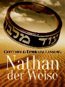 Cover-Bild zu Lessing, Gotthold Ephraim: Nathan der Weise (eBook)
