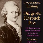Cover-Bild zu Lessing, Gotthold Ephraim: Gotthold Ephraim Lessing: Die große Hörbuch Box (Audio Download)