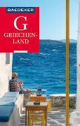 Cover-Bild zu Baedeker Reiseführer Griechenland von Bötig, Klaus