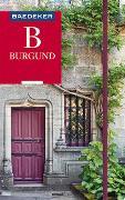 Cover-Bild zu Baedeker Reiseführer Burgund von Reincke, Dr. Madeleine