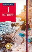 Cover-Bild zu Baedeker Reiseführer Istrien von Wengert, Veronika