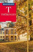 Cover-Bild zu Baedeker Reiseführer Thüringen von Stahn, Dina