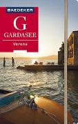 Cover-Bild zu Baedeker Reiseführer Gardasee, Verona von Müssig, Jochen