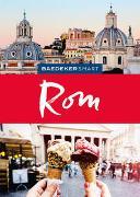 Cover-Bild zu Baedeker SMART Reiseführer Rom von Strieder, Swantje