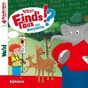 Cover-Bild zu Find's raus mit Benjamin: Wald (Audio Download) von Bornstädt, Matthias von