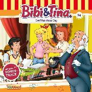 Cover-Bild zu Bibi & Tina - Folge 94: Graf für einen Tag (Audio Download) von Bornstädt, Matthias von