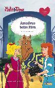 Cover-Bild zu Bibi & Tina - Amadeus beim Film (eBook) von Bornstädt, Matthias von