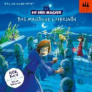 Cover-Bild zu Die Drei Magier Hörbuch Folge 1 - Das magische Labyrinth (Audio Download) von Bornstädt, Matthias von