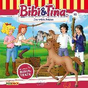 Cover-Bild zu Bibi und Tina - Folge 93: Das wilde Fohlen (Audio Download) von Bornstädt, Matthias von