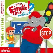 Cover-Bild zu Benjamin Blümchen - Find's raus mit Benjamin - Folge 1: Straßenverkehr (Audio Download) von Bornstädt, Matthias von