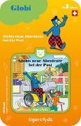 Cover-Bild zu Tigercard Globis neue Abenteuer bei der Post