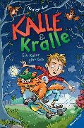 Cover-Bild zu Kalle & Kralle, Band 1: Ein Kater gibt Gas (eBook) von Mauz, Christoph
