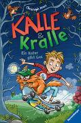 Cover-Bild zu Kalle & Kralle, Band 1: Ein Kater gibt Gas von Mauz, Christoph
