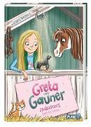 Cover-Bild zu Greta und Gauner 1: Zauberponys gibt es doch! von Rhodius, Wiebke