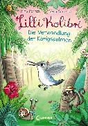 Cover-Bild zu Lilli Kolibri (Band 2) - Die Verwandlung der Königspalmen (eBook) von Petrick, Nina