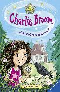 Cover-Bild zu Charlie Broom, Band 1: Wie fängt man eine Hexe? (eBook) von Longstaff, Abie