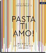 Cover-Bild zu Pasta, ti amo! (eBook) von Marnet, Judith