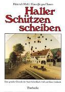 Cover-Bild zu Haller Schützenscheiben von Mehl, Heinrich